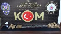 KANSER TEDAVİSİ - Adana'da 314 Tüp Kobra Yılanı Zehri Ele Geçirildi