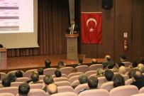 EYLEM PLANI - Ankara'da 'Yoğun Bakım Değerlendirme Toplantısı'