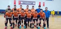 KAYHAN - Arif Molu Mesleki Ve Teknik Anadolu Lisesi Şampiyon Oldu