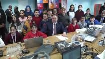İSMAIL USTAOĞLU - Bakan Varank, Trabzon Deneyap Atölyesi'ni Ziyaret Etti Açıklaması
