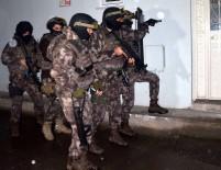 SINIR DIŞI - Bursa'da Terör Operasyonu Açıklaması 19 Gözaltı