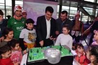 Bursa'nın Dünyaya Açılan Kapısı 1 Yaşında