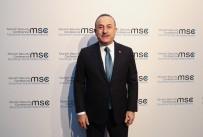 ALMANYA DIŞİŞLERİ BAKANI - Çavuşoğlu, 56. Münih Konferansı'nda