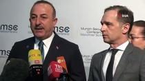 ALMANYA DIŞİŞLERİ BAKANI - Çavuşoğlu, Almanya Dışişleri Bakanı Maas İle Ortak Basın Toplantısında Konuştu Açıklaması (2)