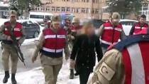 YEŞILCE - Cezaevi Firarisi Kadın Evindeki Gizli Bölmede Yakalandı