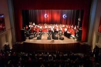 ÇOCUK KOROSU - Çocukların 'Sevgi Günü' Konseri Büyüledi
