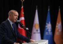 İSTANBUL İL BAŞKANLIĞI - Cumhurbaşkanı Erdoğan, 'Rejim Güçleri Soçi Sınırlarına Çekilene Kadar İdlib'deki Sorun Çözülmeyecektir'
