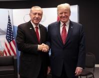 TRUMP - Cumhurbaşkanı Erdoğan Trump'la Görüştü