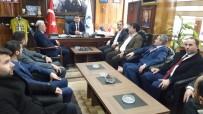REFAH PARTİSİ - Erbakan, GMİS'i Ziyaret Etti