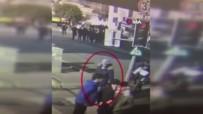 Fatih'te Yankesicilik Yapan Zanlı Kameralara Yakalandı