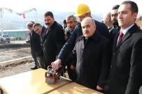 TEMEL ATMA TÖRENİ - Gümüşova OSB, Cami İnşaatının Temeli Atıldı