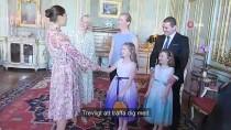 BEYİN TÜMÖRÜ - İsveç Prensesi Victoria Ölümü Bekleyen Çocuğun Hayalini Gerçekleştirdi