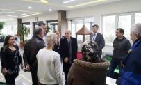 İSTANBUL TEKNIK ÜNIVERSITESI - İTÜ Rektörü Prof. Dr. Karaca'dan Doğalılara Destek