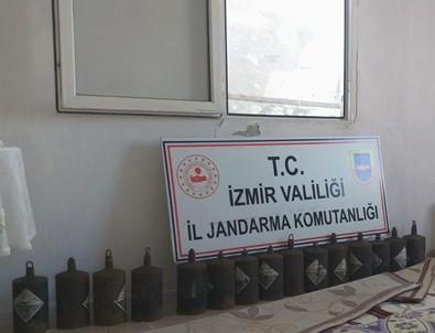 İzmir'de kaçak gri civa ele geçirildi