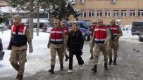 YEŞILCE - Jandarmanın Yakaladığı Cezaevi Firarisi Suç Makinesi Kadın Tutuklandı
