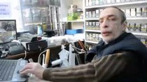 KAZıM KARABULUT - Kırklareli'nde Minibüsün Bir Engelliye Çarpması Güvenlik Kamerasına Yansıdı