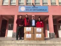 İMAM HATİP ORTAOKULU - Kızılay'dan Öğrencilere Yardım Eli