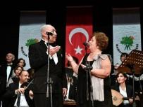 MAMAK BELEDIYESI - Mamak'ta 'Sevgiliye Nağmeler' Konseri