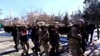 ŞENYURT - Mardin'de 4 Kişi Terör Örgütü PYD Üyeliğinden Tutuklandı