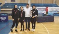İMAM HATİP ORTAOKULU - Masa Tenisi Turnuvasında Büyük Başarı