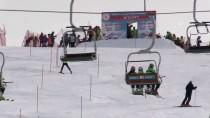 GENÇLİK VE SPOR BAKANLIĞI - Okul Sporları Türkiye Kayak Şampiyonası Erzurum'da Başladı