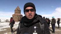 SELÇUKLULAR - 'Orta Çağ'ın Hoşgörü Kenti Ani' Çetin Kışta Da İlgi Görüyor