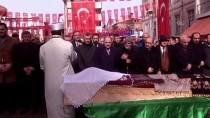 İSMAIL USTAOĞLU - Sanayi Ve Teknoloji Bakanı Varank Trabzon'da Cenaze Törenine Katıldı