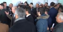 ÇEVİK KUVVET POLİSİ - Şanlıurfa'da CHP İl Kongresi Olaylı Başladı