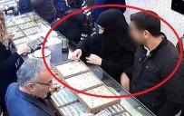 SEVGILILER GÜNÜ - Sevgililer Günü Hırsızları 5 Bin TL'lik Yüzük Çaldı
