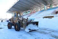 ANKARA DEMIRSPOR - Sivas Belediyespor - Ankara Demirspor Maçına Kar Engeli, Ertelenebilir