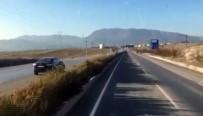 Ters Yönden Giden Sürücülere Ceza