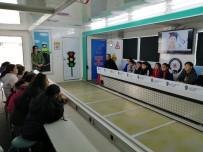TRAFİK KURALLARI - Trafik Eğitim Tırı Lüleburgaz'da