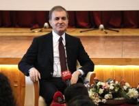 ÖMER ÇELİK - Türkiye'nin AB Üyelik Sürecine 'Pat' Benzetmesi