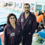 KURBAĞA - Uluslararası Masterlar Kış Yüzme Şampiyonası Antalya'da Yapıldı