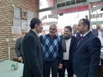 REFAH PARTİSİ - Yeniden Refah Partisi Genel Başkanı Erbakan Çaycuma'da