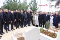 ADALET KOMİSYONU - 11 Yaşındaki Terör Şehidi Mezarı Başında Anıldı