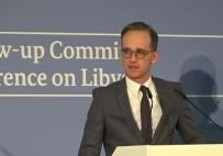 ALMANYA DIŞİŞLERİ BAKANI - Almanya Dışişleri Bakanı Maas'dan Libya Açıklaması