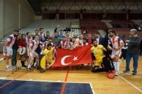 MEHMET KAPLAN - Avrupa Şampiyonluk Kupası Namağlup Unvanlı Gaziantep Polisgücü'nün