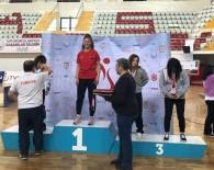 TAHA AKGÜL - Balıkesirli Güreşçi Derya Karaduman Türkiye Şampiyonu Oldu