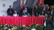 İL KONGRESİ - CHP Ankara 37. Olağan İl Kongresi'nde Oy Verme İşlemi Başladı