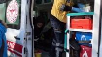 SELIMIYE - Edirne'de 2 Kişi Silahla Yaralandı