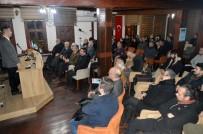 ANADOLU ÜNIVERSITESI - Eskişehir Türk Ocağından ''Sen' Dili Değil 'Ben' Dili' Konulu Konferans
