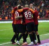 RADAMEL FALCAO - Galatasaray Seriye Bağladı, Zirveye Yürüyor