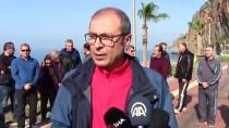 Gazipaşa'da İmar Planına Tepki Gösterenler Eylem Yaptı