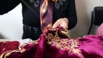 DENIZ PIŞKIN - İlmek İlmek İki Yılda İşlenen Bindallılar 'Altın' Değerinde