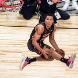 CHICAGO - NBA All-Star'da Smaç Şampiyonu Derrick Jones Oldu