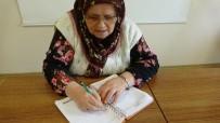 (Özel) 70 Yaşında Okuma Yazma Öğrenen Ayşe Teyze Hayatının Kitabını Yazıyor