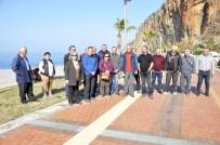 Sahilleri Turizme Açılacak Gazipaşa'da İmar Planına İtiraz Platformu Kuruldu
