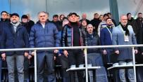 TFF 1. Lig Açıklaması Fatih Karagümrük Açıklaması 2 - Giresunspor Açıklaması 1
