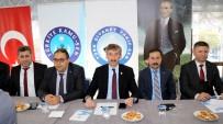 DIYANET İŞLERI BAŞKANLıĞı - Türk Diyanet Vakıf Sen Temsilciler Toplantısı Samsun'da Yapıldı
